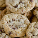 Brown Butter Toffee and Chocolate Chip Cookies
