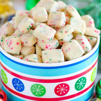 Jingle Bell Bites (Holiday Bites)
