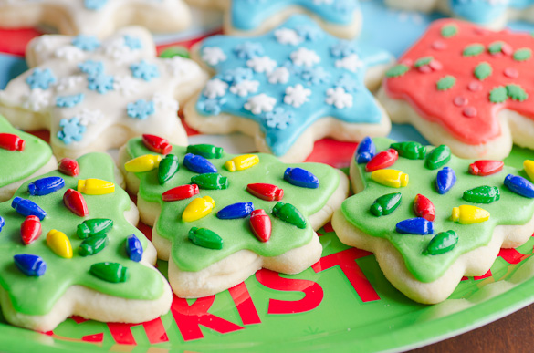 Easy sugar cookie icing recipes