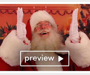 Live Video Chat with Santa via HelloSanta.com