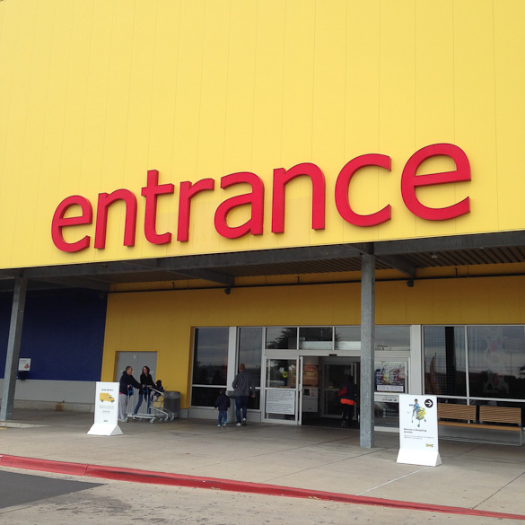 Family-Friendly Austin, TX:  IKEA