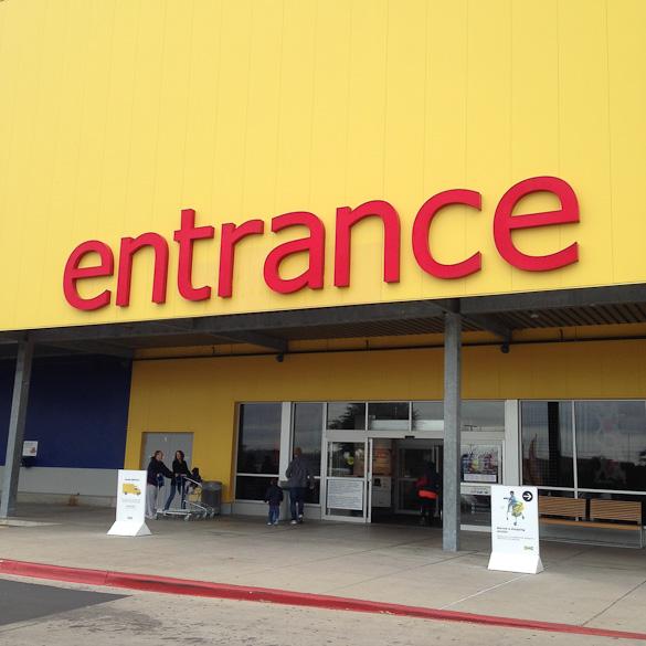 Family-Friendly Austin, TX:  IKEA
