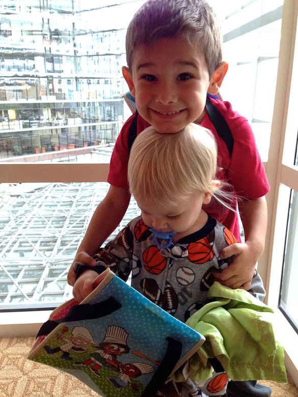 Family-Friendly Austin, TX: Omni Hotel Downtown Austin, TX - Kids Sensational Program