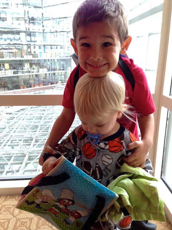 Family-Friendly Austin, TX: Omni Hotel Downtown Austin, TX - Kids Sensational Program