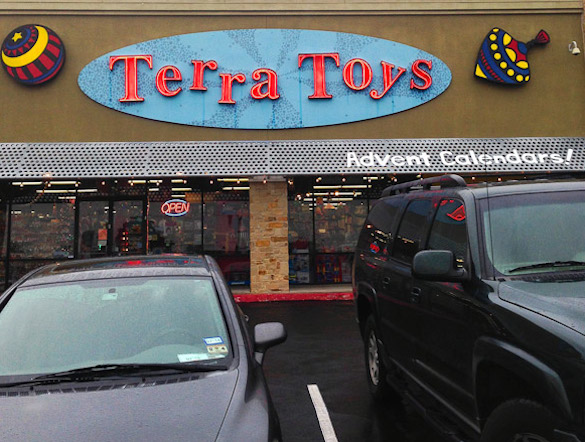 Family-Friendly Austin, TX - Terra Toys