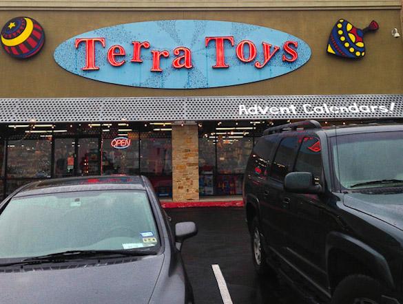 Family-Friendly Austin, TX - Terra Toys