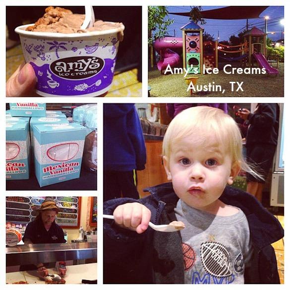 Amy's Ice Creams - Austin, TX: Kid-friendly places to eat in Austin, TX