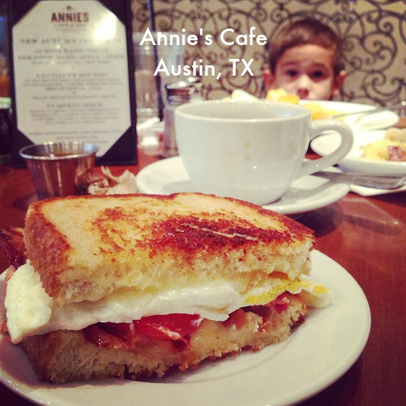 Family-Friendly Places to Eat in Austin, TX: Annie's Cafe