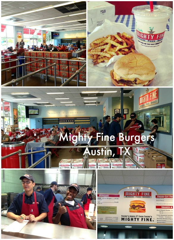 Family-Friendly Places to Eat in Austin, TX: Mighty Fine Burgers