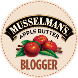 Musselman's Apple Butter Blogger