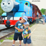 A Day Out with Thomas the Train at The Heart of Dixie Railroad Museum [Calera, AL]
