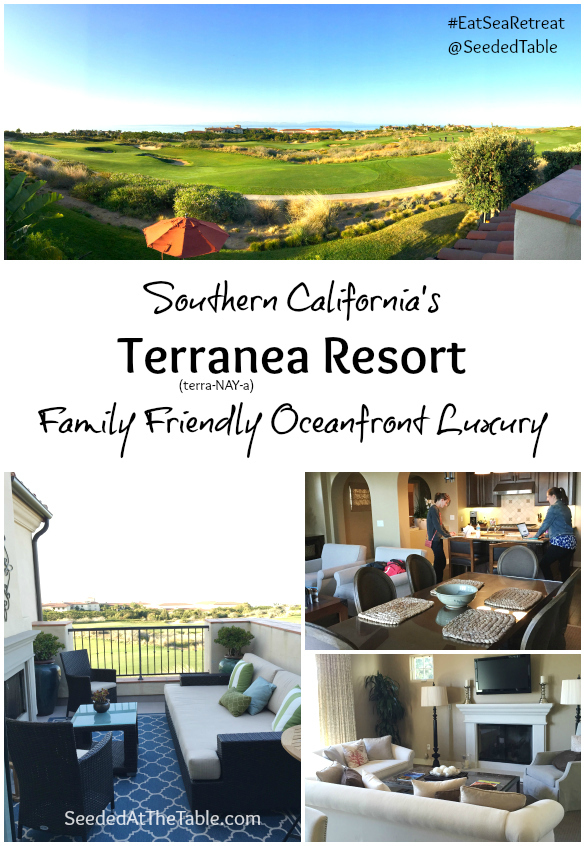 Terranea Resort - Family friendly oceanfront luxury in Southern California. Just 30 minutes from LAX you can find paradise! #GladdTravel #EatSeaRetreat