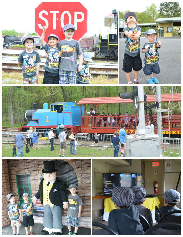 A Day Out with Thomas the Train at the Heart of DIxie Railroad Museum in Calera, AL