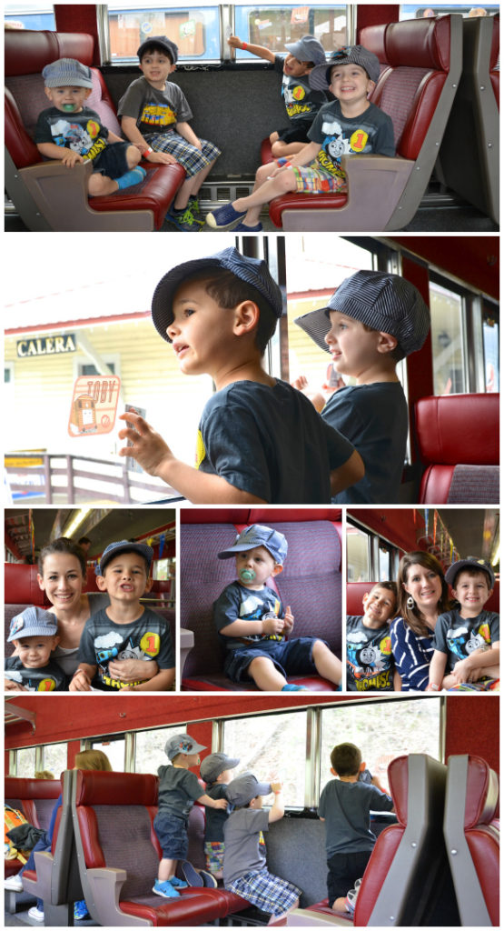 Day Out With Thomas the Train - The Heart of Dixie Railroad Museum (Calera, AL)
