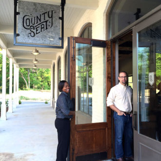 County Seat Restaurant: Mississippi Farm to Table [Town of Livingston]