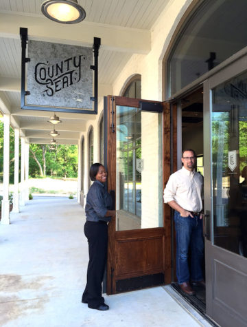 County Seat Restaurant - new farm to table dining in Madison County (Town of Livingston, MS)