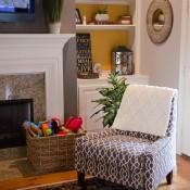 Sauder Furniture Nico Accent Chair