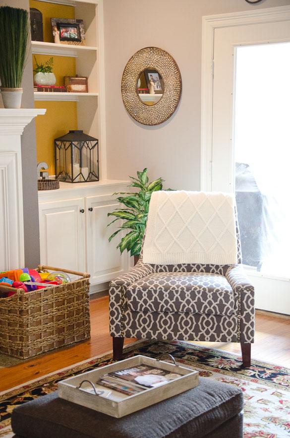 Sauder Furniture Nico Accent Chair-2