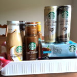 On-the-Go with Starbucks® Cold Bottled Beverages