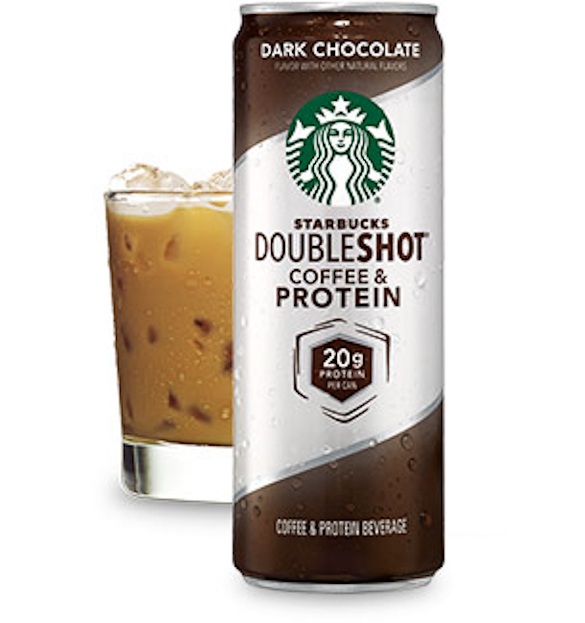Starbucks Doubleshot Coffee and Protein Drink
