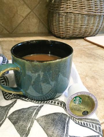 Starbucks Single Origin