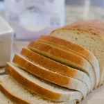Almond Wheat Sliced Bread