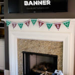 FREE Printable Football Banner for Your Super Bowl Party