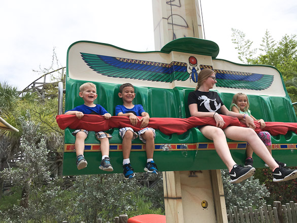 Our LEGOLAND Florida Resort Vacation in photos. Dance parties, rides, waterpark, 4D movie and more!