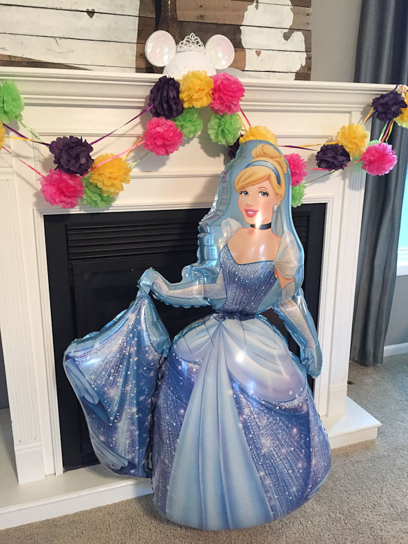Disney Princess Bridal Shower Ideas - We put this party together within 2 days and you can too!