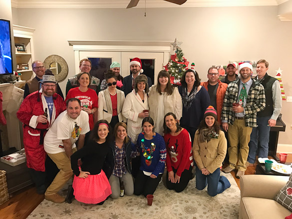 A Christmas Vacation.National Lampoon S Christmas Vacation Movie Party