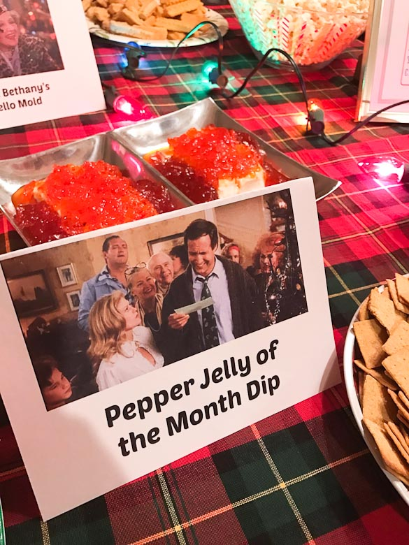 National Lampoon S Christmas Vacation Movie Party