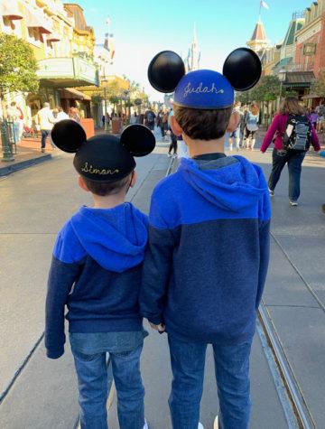 Disney Castle Mickey Ears