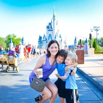 Only have 24 hours to visit Disney World? Make the most of only ONE day at Magic Kingdom by following our Disney tips and tricks.