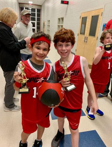 Upward Basketball Champions