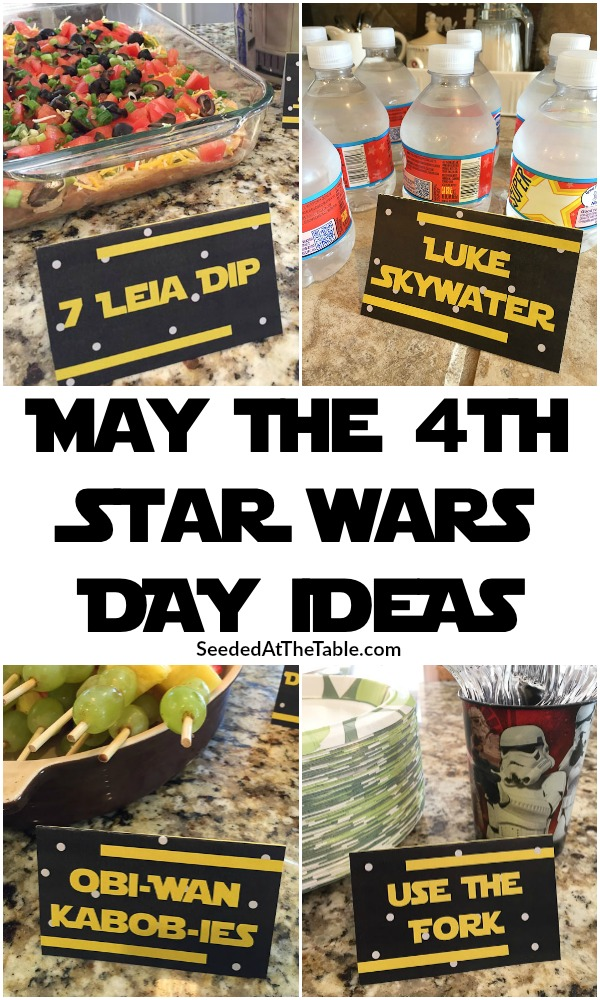 May the 4th be with you this Star Wars Day with these EASY galaxy food ideas!
