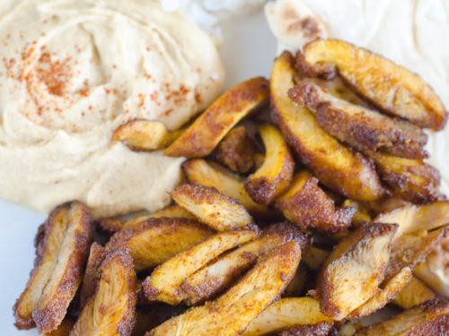 Easy Oven-Roasted Chicken Shawarma