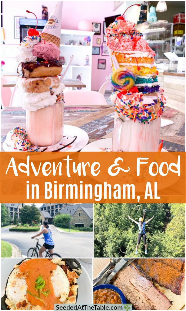 We recently had an opportunity to get away for a weekend in Birmingham, Alabama without our kids!  Read to see where to stay, what to do, and what to eat while in Birmingham.