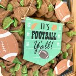 How to Make a Football Burlap Wreath