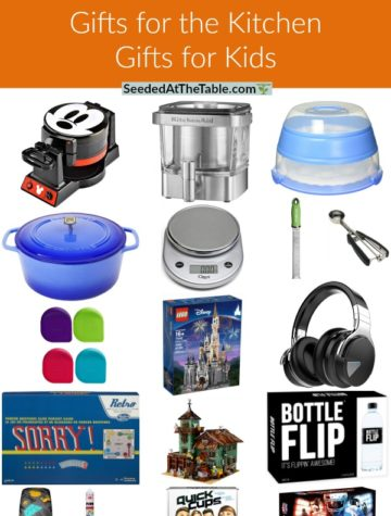 gift guide 2019 collage
