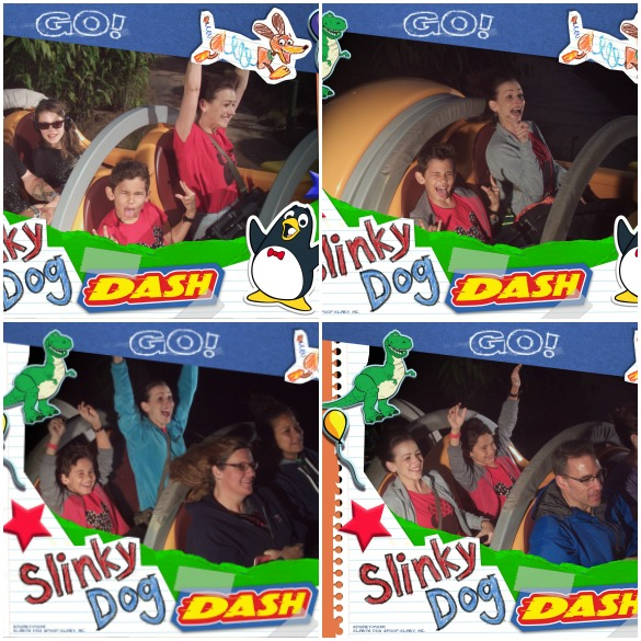 slinky dog ride