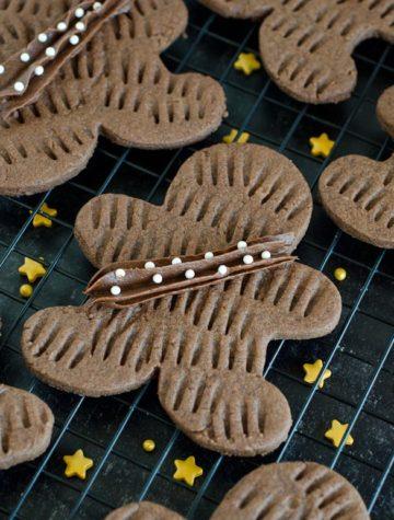 wookie chocolate sugar cookies