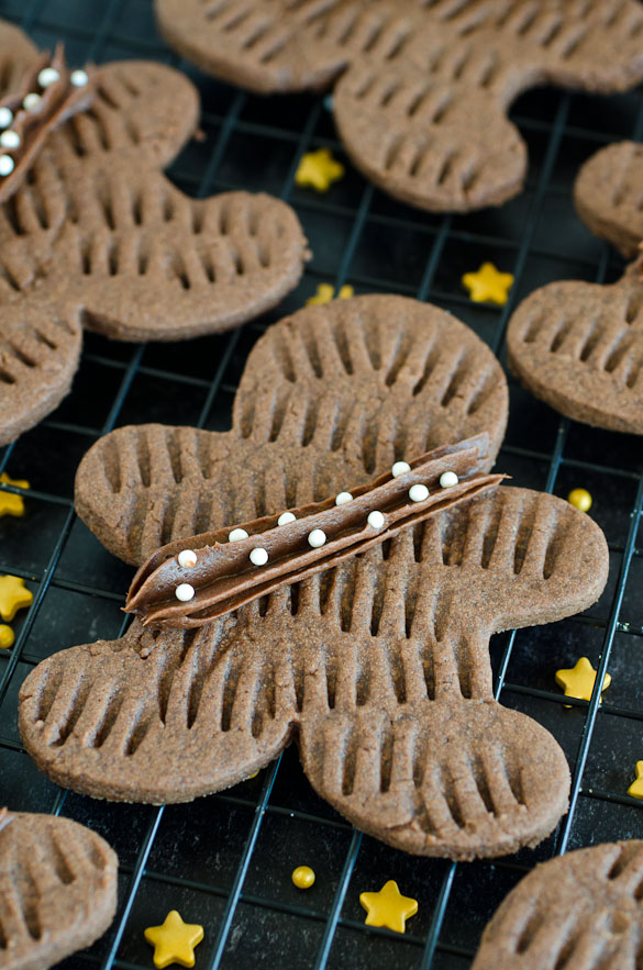 chewbacca cookie