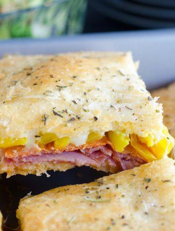 italian sandwich square